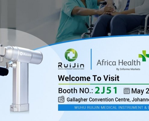 Visit Our Africa Health 2019